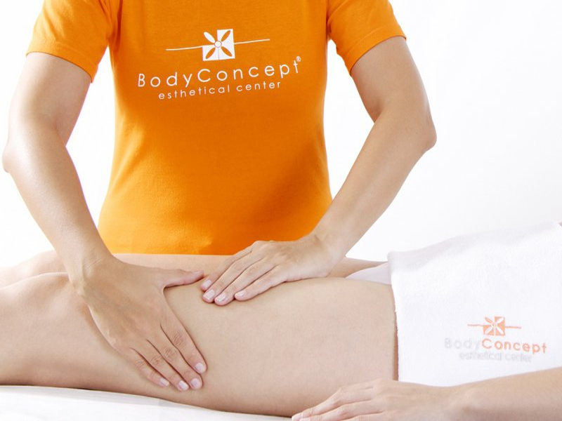 Massagem Anticelulítica Refirmante BodyConcept